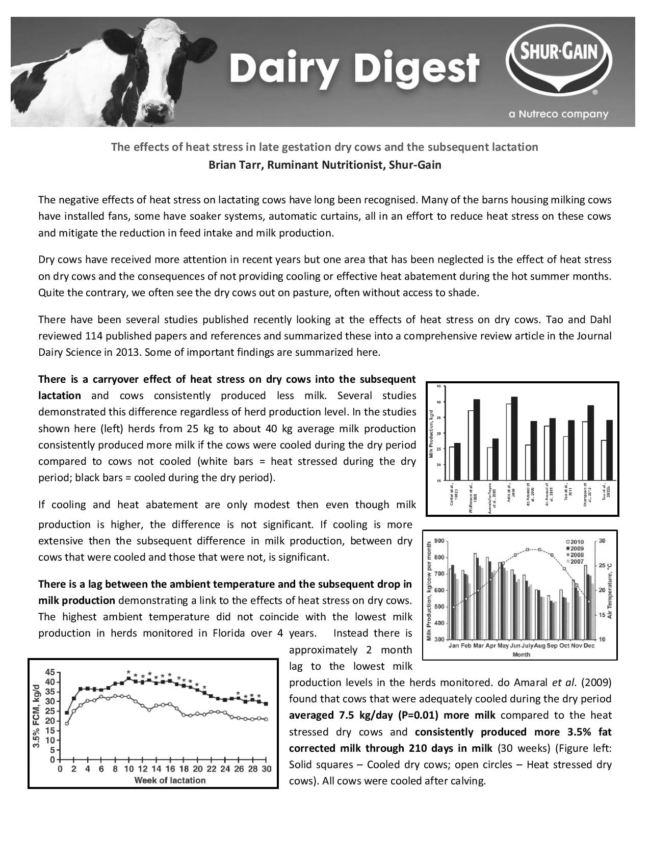 2016 08 23--Dairy Digest -- Heat stress on dry cows and future lactation-page-001