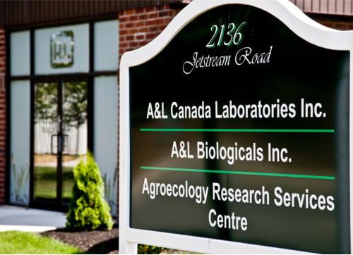 A & L Labs -- header