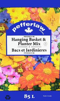 Pefferlaw-Peat Hanging Basket & Planter Mix