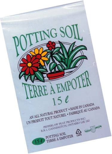 Potting Soil -- twisted
