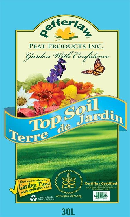 Topsoil -- new