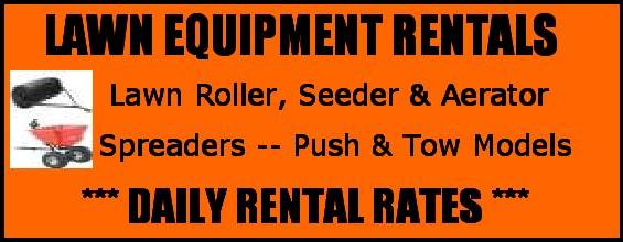 2015 05 -- WRIGHT S FEEDS -- MAY 2015 FLYER-- lawn equip rentals