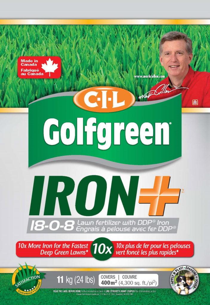 Golfgreen Iron Plus