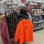 Camo & Blaze Coats